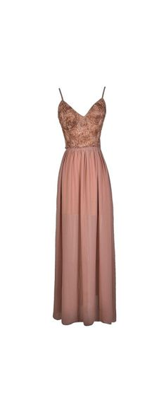 Rosy Outlook Textured Open Back Maxi Dress in Dusty Pink  www.lilyboutique.com