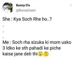 Funny Texts Jokes, New Funny Memes, Sarcastic Jokes, Funny Fun Facts, Funny Jokes In Hindi, Funny School Jokes, Very Funny Jokes, Really Funny Memes, Funny Relatable Memes