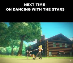 RWBY: Next Time On Dancing with the Stars