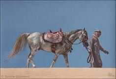 Art Gallery by Suzana Stojanović: ~ Oil on Canvas Paintings ~