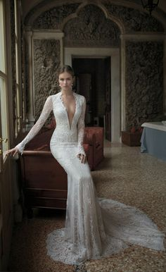 yes please! Berta Bridal Winter 2014 Collection - Part 1 | bellethemagazine.com