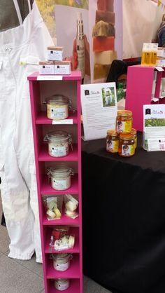 Bee Cosmetics at Pop Up Gatwick