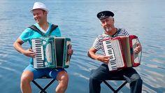 French Accordion Music Valse Musette- Duo Jo & Huib - Accordeon akordeon...