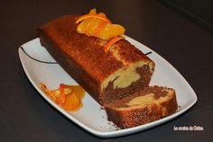 ¿Tienes el horno encendido? Hoy preparamos un bizcocho de naranja y chocolate