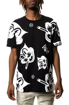 The Smokin Tee in Black use rep code: OLIVE for 20% off