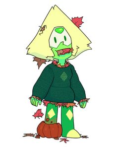 Peridot is so cute!