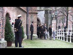 November 2, 2013, VIPs arrive at Memorial Service for Prince Johan Friso - YouTube