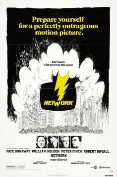 Network (1976, Sidney Lumet)