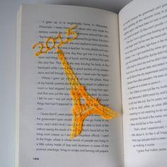 Un marque page réalisé au stylo 3D - Marie Claire Idées Retrouvez le ici : http://www.boutiquemarieclaire.com/kit-stylo-3d-3-filaments.html                                                                                                                                                                                 Plus