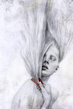 The Comb by BeatrizMartinVidal on DeviantArt
