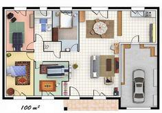 planos-de-casas-de-campo-de-un-piso-y-cuatro-habitaciones.jpg (788×551)