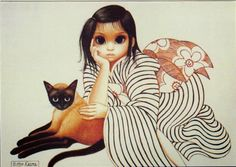 Pinzellades al món: En femení: il·lustracions de gats / En femenino: ilustraciones de gatos / Female: Illustrations cats