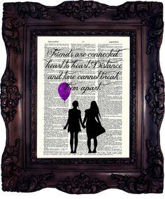 BEST FRIEND Gift for best friend Gift Sister gift Bridesmaid gift Best friend birthday gift friendship gift Friend Gift Girlfriend C:740