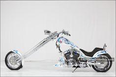 AMD World Championship, Top Gun Choppers, bike details & gallery