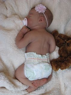 Order now baby MALIA at www.dollconnectionstore.com 1-866-817-0795 Shipping and layaway worldwide! SHE is gorgeous! A full body silicone anatomically correct baby girl.