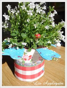von Frau Äpplegrön Planter Pots, Garden, Prize Draw, Vikings, Blogging, Tutorials, Woman, Garten, Gardening