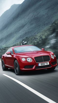 2013 Bentley Continental GT iPhone 6/6 plus wallpaper