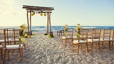 A touch of whimsy for a beach ceremony - Flowers by Heidi, Four Seasons Resort Hualalai Weddings