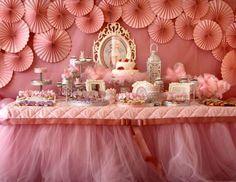 "Ballerina / Birthday ""5th Birthday party"" | Catch My Party"
