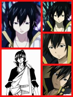 "I know zeref is supposed to be the lord of all evil and such but everytime he comes on screen I cant help but go ""awww"""