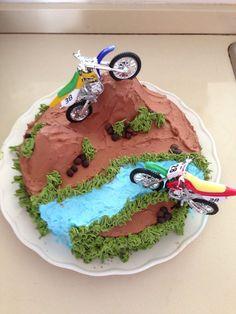 motorbike cake - Google Search                              …