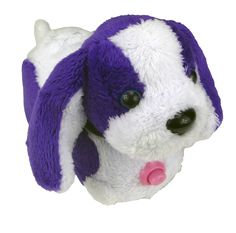 Zhu Zhu Pets Puppies - Lillac  Now you can enjoy the pet without the mess in adorable ZhuZhu Puppy characters too.  http://www.comparestoreprices.co.uk/childs-toys/zhu-zhu-pets-puppies--lillac.asp