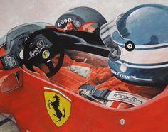 1983 Ferrari - Patrick Tambay
