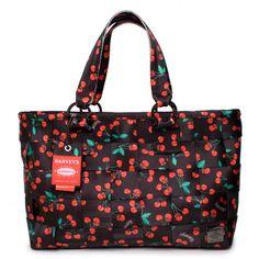 Wild cherry satchel