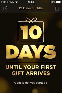 Pierwszy prezent od Apple w '12 Days of Gifts'