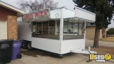 New Listing: https://www.usedvending.com/i/8.5-x-20-Food-Concession-Trailer-for-Sale-in-Colorado-/CO-P-981X 8.5' x 20' Food Concession Trailer for Sale in Colorado!!!