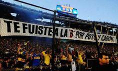 Boca Juniors - La 12 y riBer porqué te fuiste