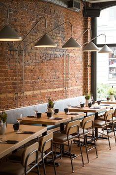 Restaurant Le Voisin | Atelier Filz