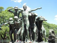 Monumento Canto al Trabajo CABA