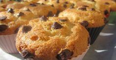 Se os baja el relleno de las magdalenas siempre al fondo? Con esta receta de magdalenas rellenas ya no os sucederá más!  De  chocolate...
