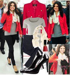 """Selena Gomez :)"" by katijaa ❤ liked on Polyvore"