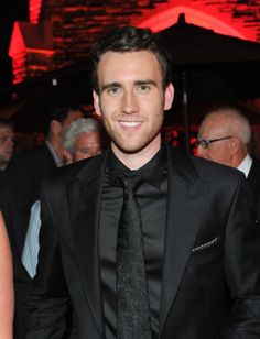 Matthew Lewis - hard to believe this guy was Neville in the Harry Potter movies!