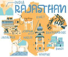 Rajastan-India-Map_Illustration_Owen_Davey