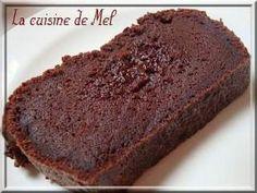 Cake ultra fondant au chocolat et mascarpone, Recette Ptitchef