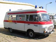 smh barkas | Barkas B1000 Krankenwagen Sankra Barkas B 1000 (SMH-3) mit Hochdach ...