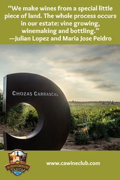 The California Wine Club features the 2016 Las Ocho Vino de Pago Red and Las Tres Vino de Pago White by Chozas Carrascal, a Spanish winery established in Learn more about this winery. California Wine Club, Barolo Wine, Virginia Wineries, Spanish Wine, Wine Baskets, Wine Case, Maria Jose, Fine Wine