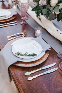 Natural table details