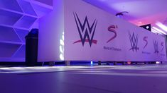 Staging, Wwe, Neon Signs, Role Play