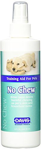 Davis No Chew Training Aid for Pets Spray 8 oz >>> Learn more by visiting the image link. (This is an affiliate link) #CatRepellentsandTrainingAids