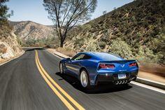 2014 Chevrolet Corvette Stingray showcases the very best GM has to offer. #cars #Corvette