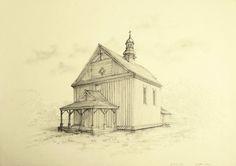 Kościół drewniany w Witorożu