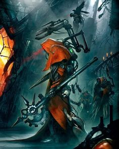 All Things Warhammer