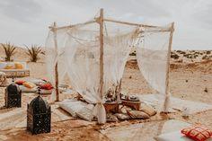 A bohemian, earthy wedding in the Sahara Desert. Full service planning by Mae&Co Creative, West Coast wedding planner. Desert Climate, Boho Theme, Moroccan Wedding, Wedding Catering, Intimate Weddings, Cool Photos, Interesting Photos, Earthy, Morocco