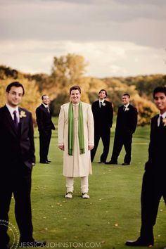 great groomsmen pose Asian Photographs, Groomsmen Poses, Asian Bride, Band Photos, Real Weddings, Wedding Photography, Magazine, Couple Photos, Wedding Dresses