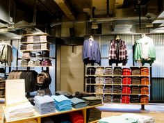 Urban Outfitters by Pompei A.D., New York » Retail Design Blog