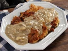 Bobby's Chicken-Fried Chicken : Recipes : Cooking Channel